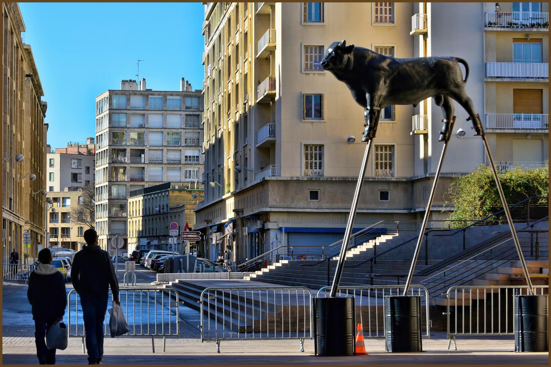 Alain Brasseur - Marseille...., du soleil comme si il en pleuvait .