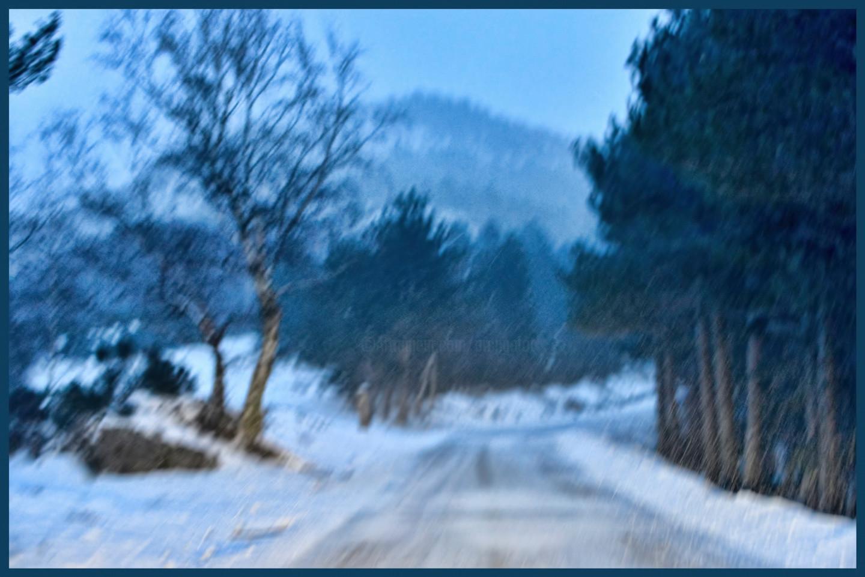 ALAIN BRASSEUR - Le bel hiver.....67