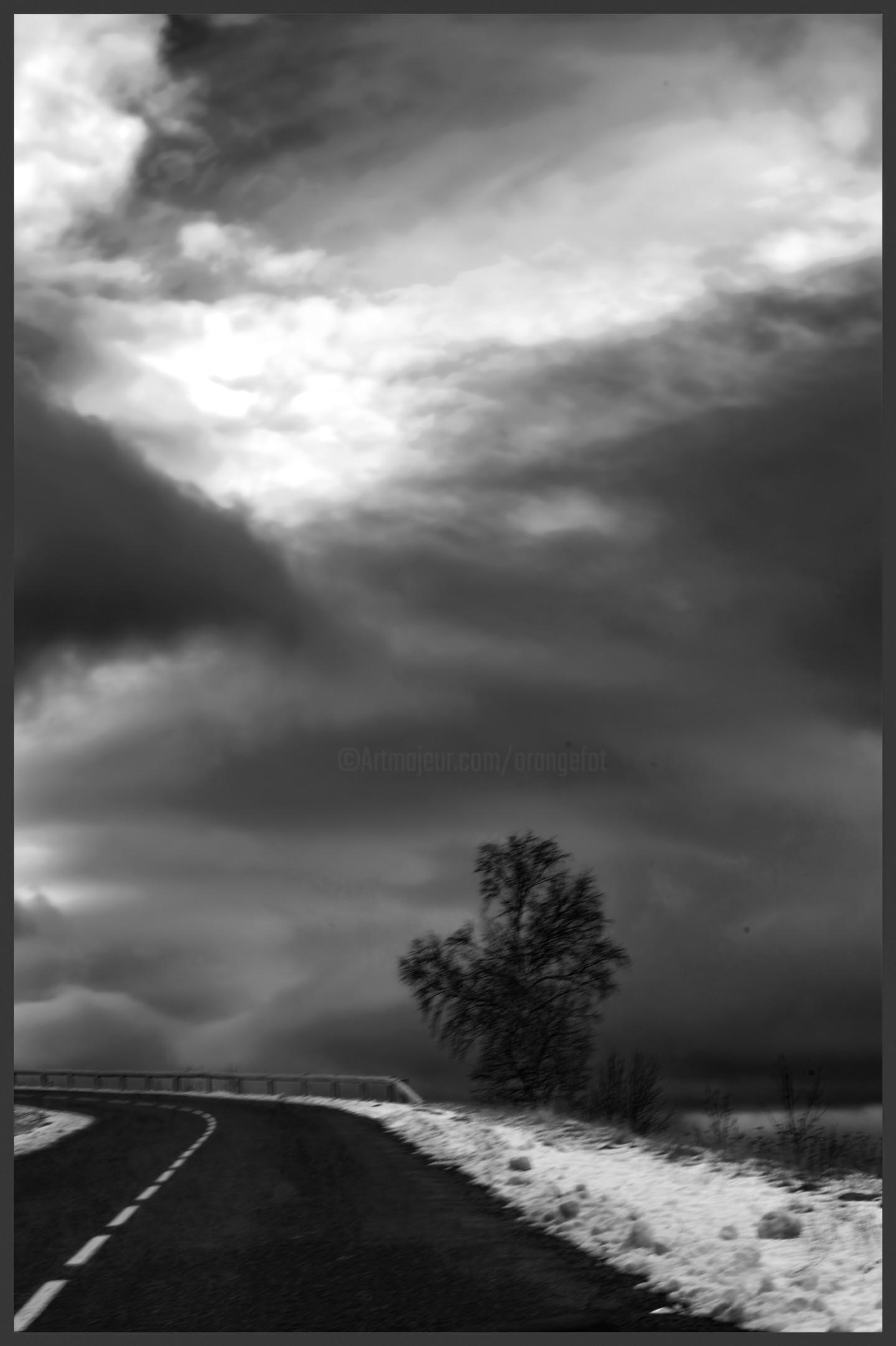 ALAIN BRASSEUR - Le bel hiver.....82