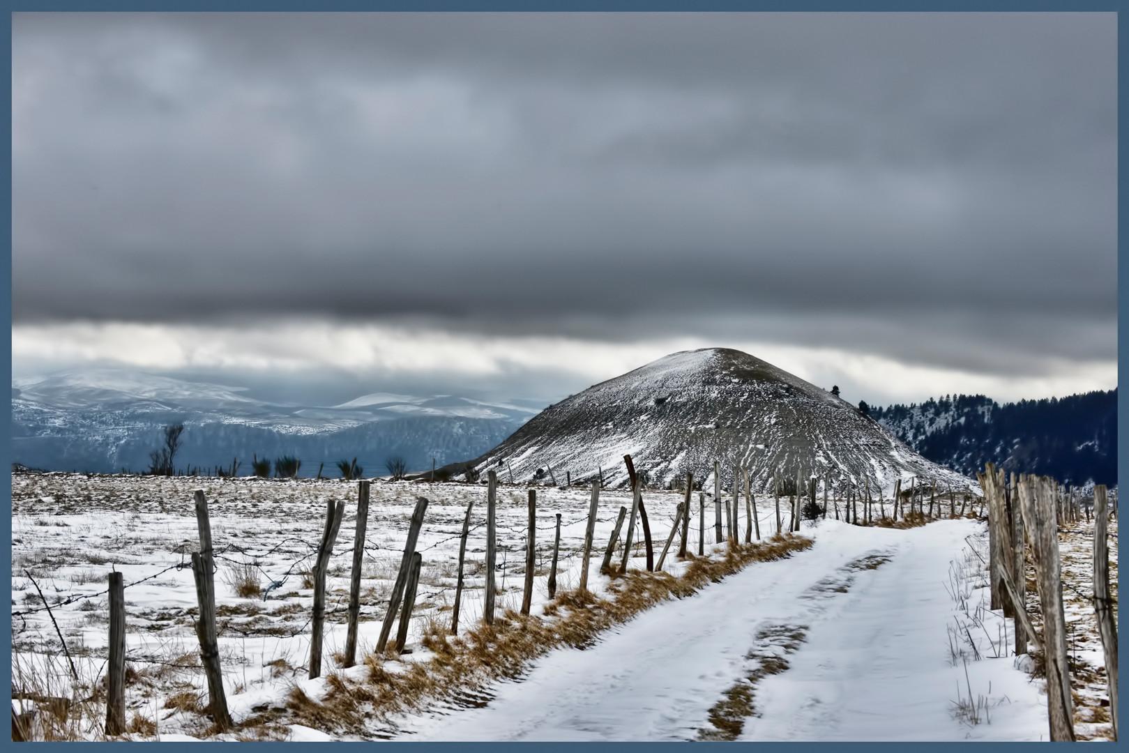 ALAIN BRASSEUR - Le bel hiver.....83