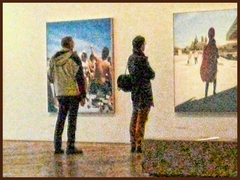 Alain Brasseur - Exposition Raymond Depardon