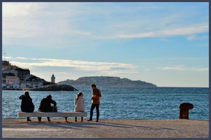 ALAIN BRASSEUR - Les iles du Frioul